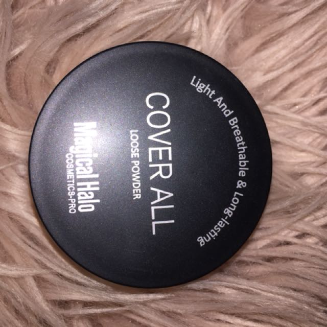 Cover All Loose Powder