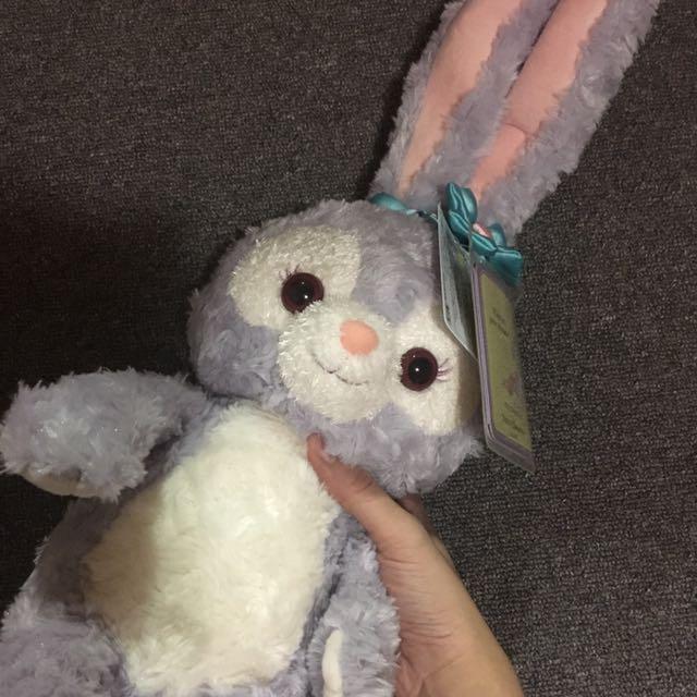 Disneysea Stellalou兔子娃娃 s號(日本購入)