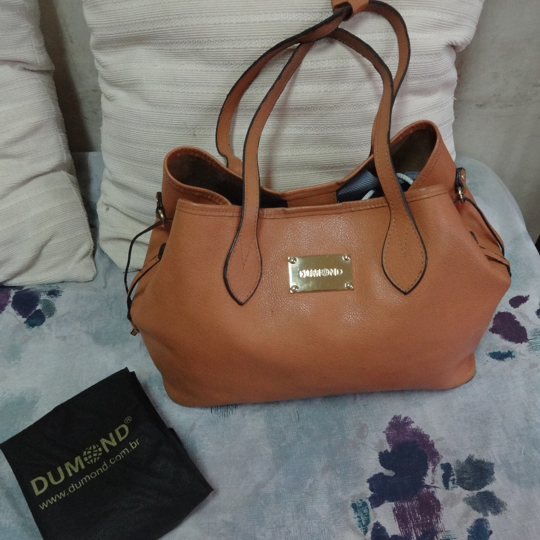 Dumond Genuine Leather bag