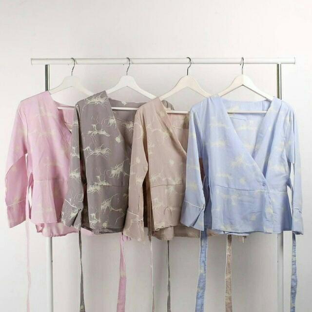 Eartha Kimono
