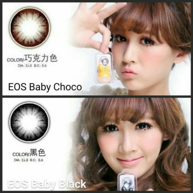 Eos Baby Eyes Softlense