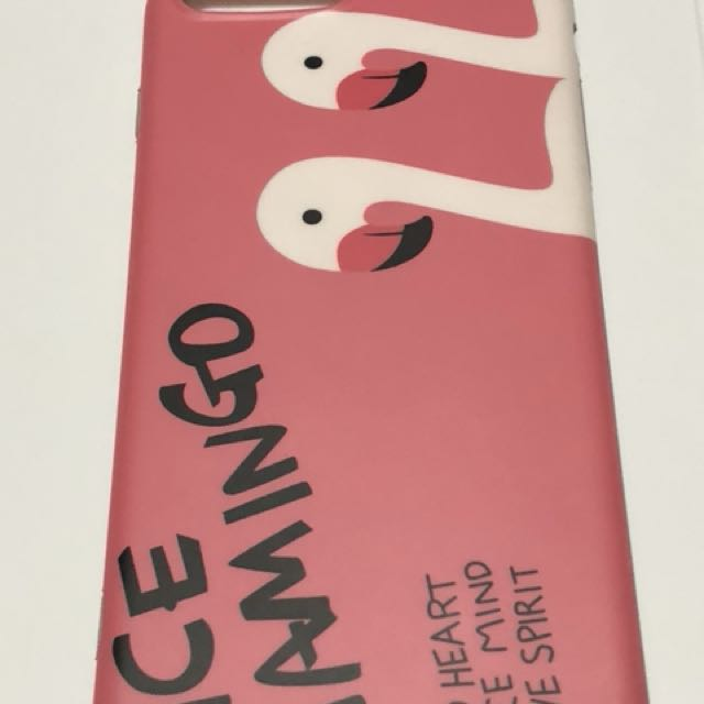 Flaminggo case iphone 8 plus