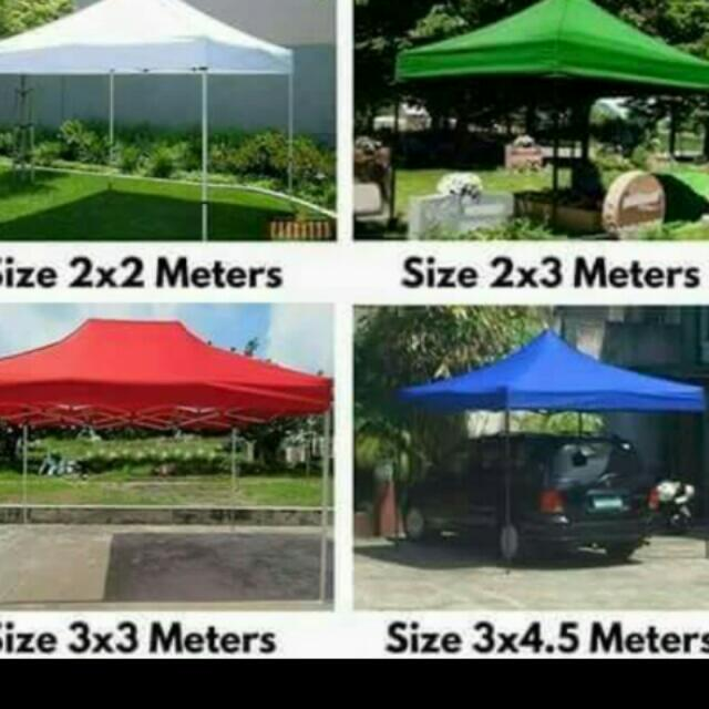 FOLDABLE & COLLAPSIBLE TENTS