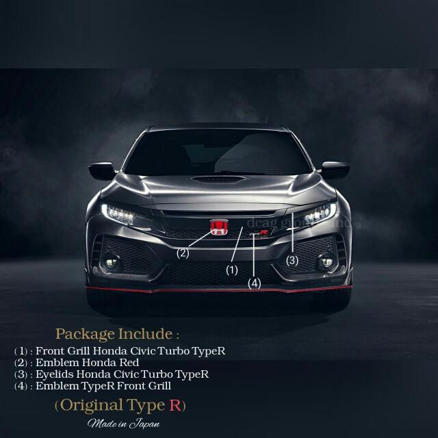 460 Koleksi All New Civic Turbo Hatchback Terbaik