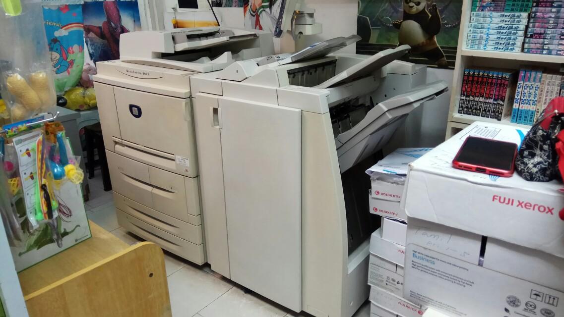 Fuji Xerox DocuCentre 9000 Multifunction Copier Printer Scanner ...