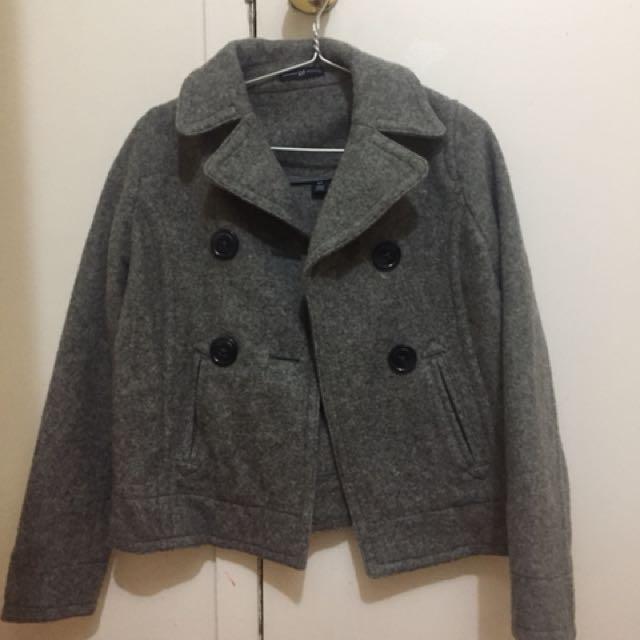 Gap gray jacket