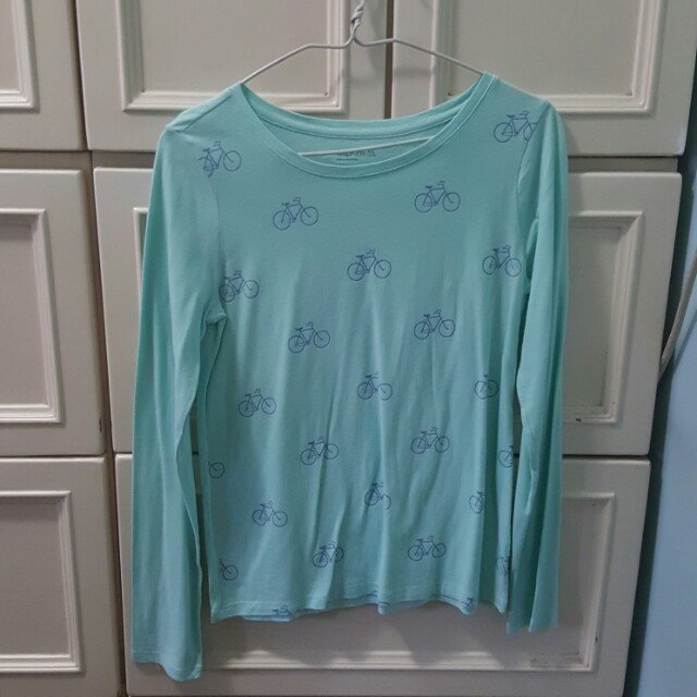 Gap 長袖薄t shirt