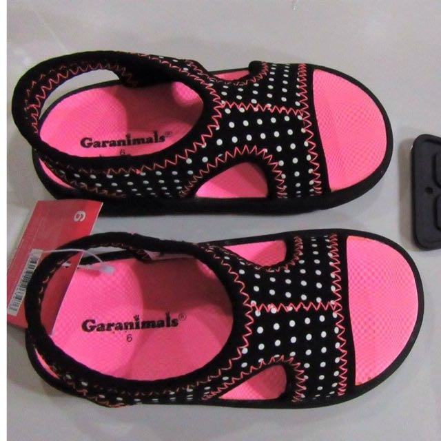 GARANIMALS Sandals For Toddler