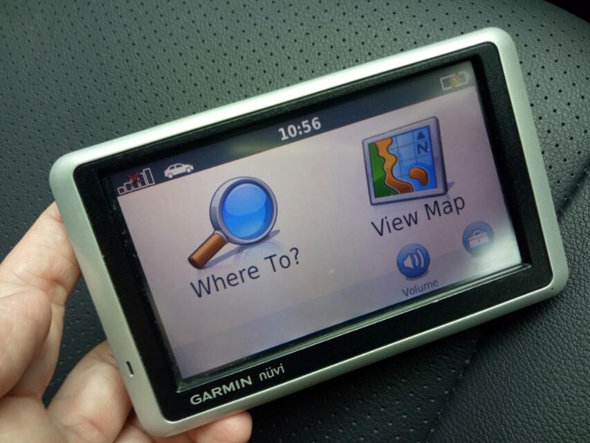 garmin gps navigator nuvi 1350 car accessories on carousell rh sg carousell com Garmin Nuvi 1350T Garmin Nuvi 1350 Update Maps