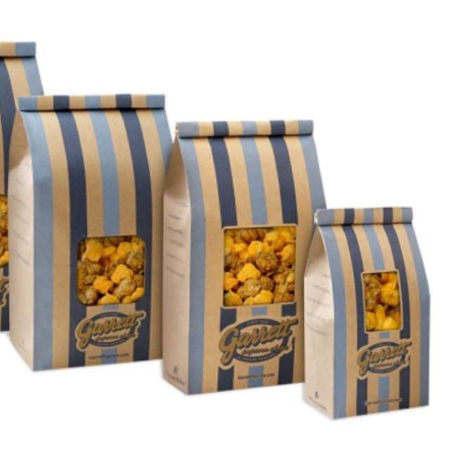 Garret Popcorn Singapore