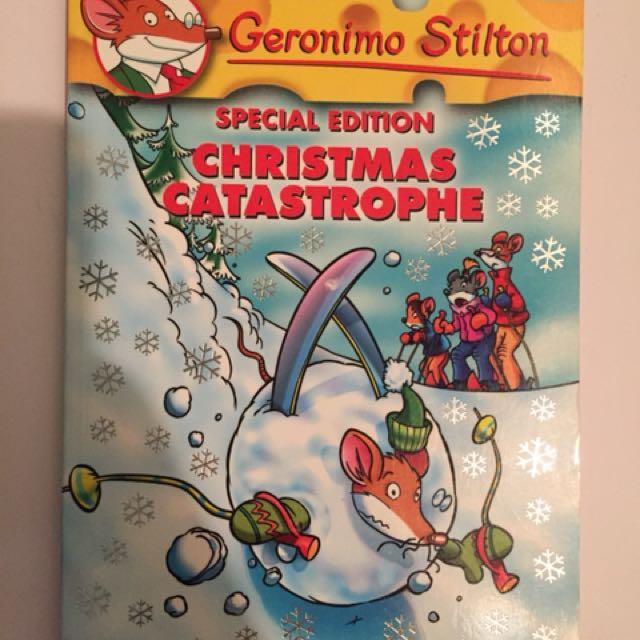 Geronimo Stilton book