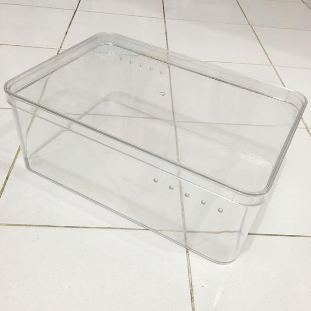 Glassy Shoes Box