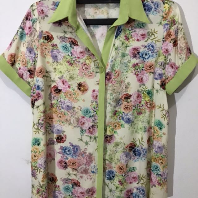 Greeny Floral