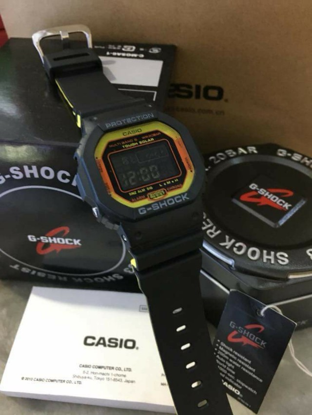 Gshock Pawnable