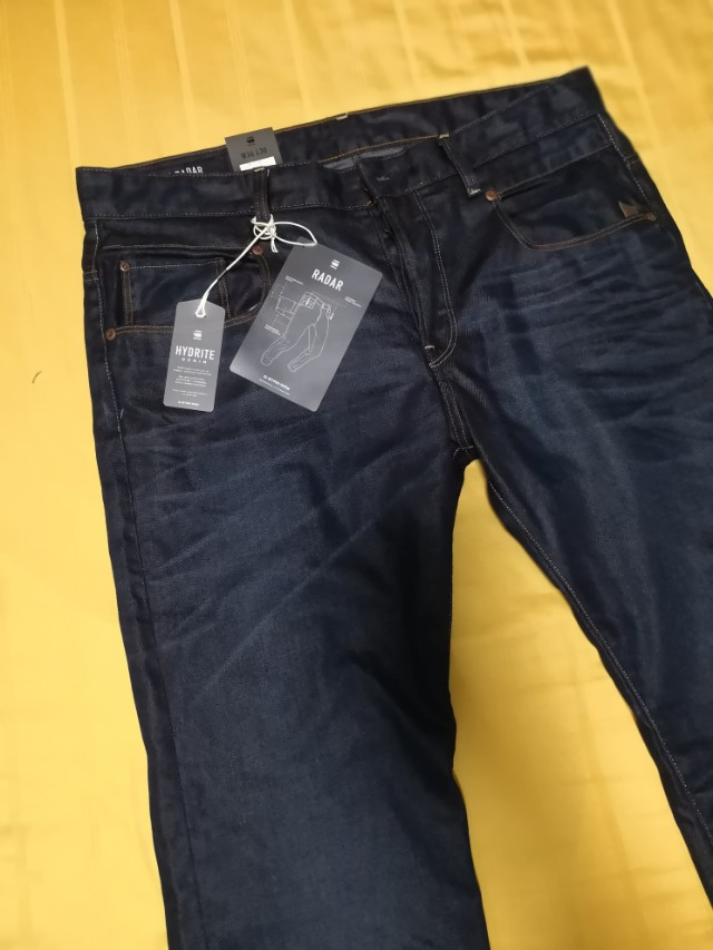 9d0f91974d1 GStar RAW Radar Loose Jeans, Men's Fashion, Clothes on Carousell