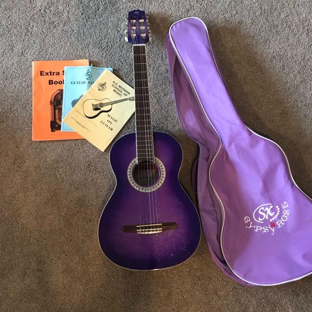 Gypsy Rose guitar