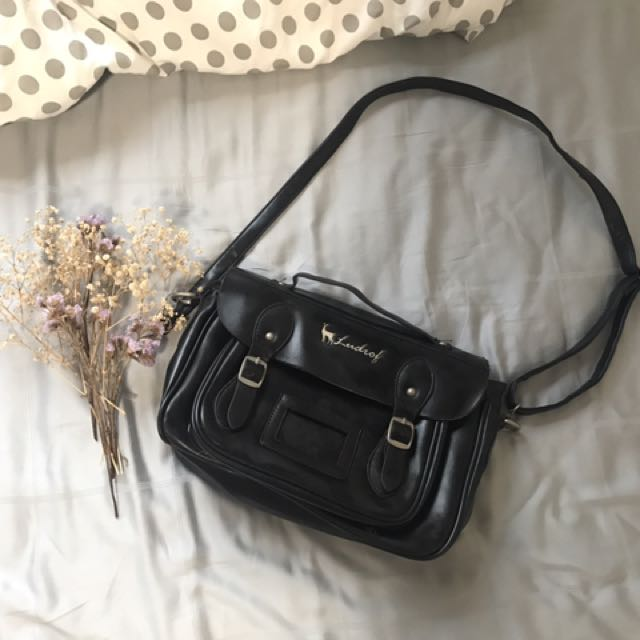 Handmade Leather Satchel