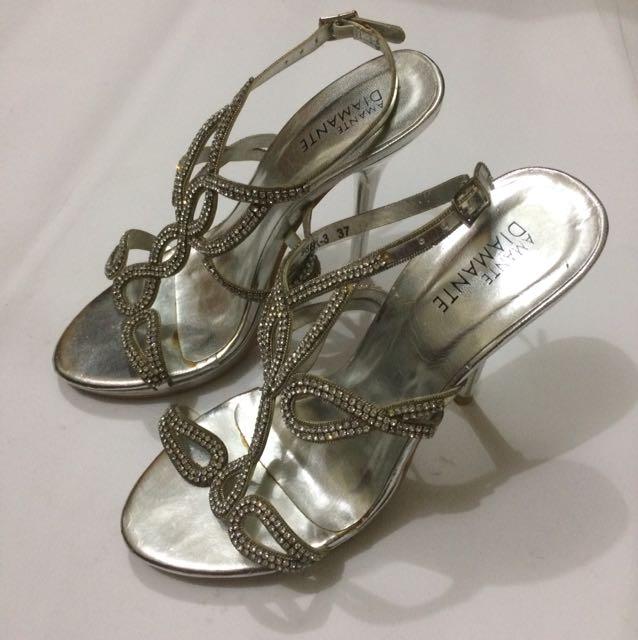 Heels (Sepatu Hak Tinggi) Amante Diamente
