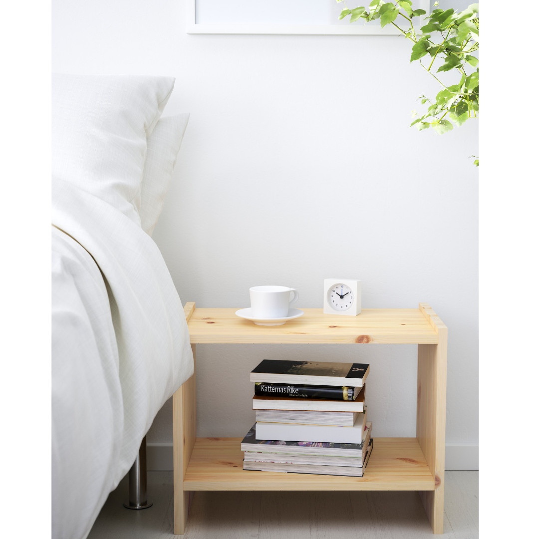 Ikea Rast Bedside Table Furniture Tables Chairs On Carousell