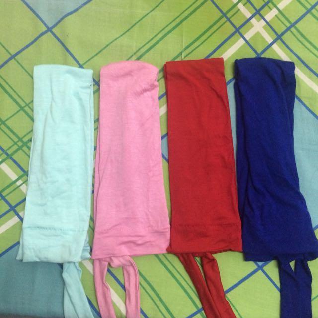 Inner Snowcap bandana