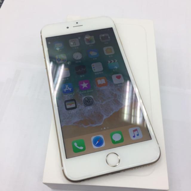 賣Ip6.16G.plus.金色.9成新