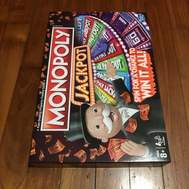 Jackpot Monopoly