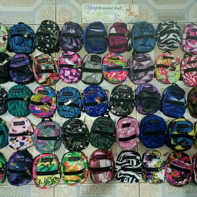 JanSport Mini SB (Coin Purse)
