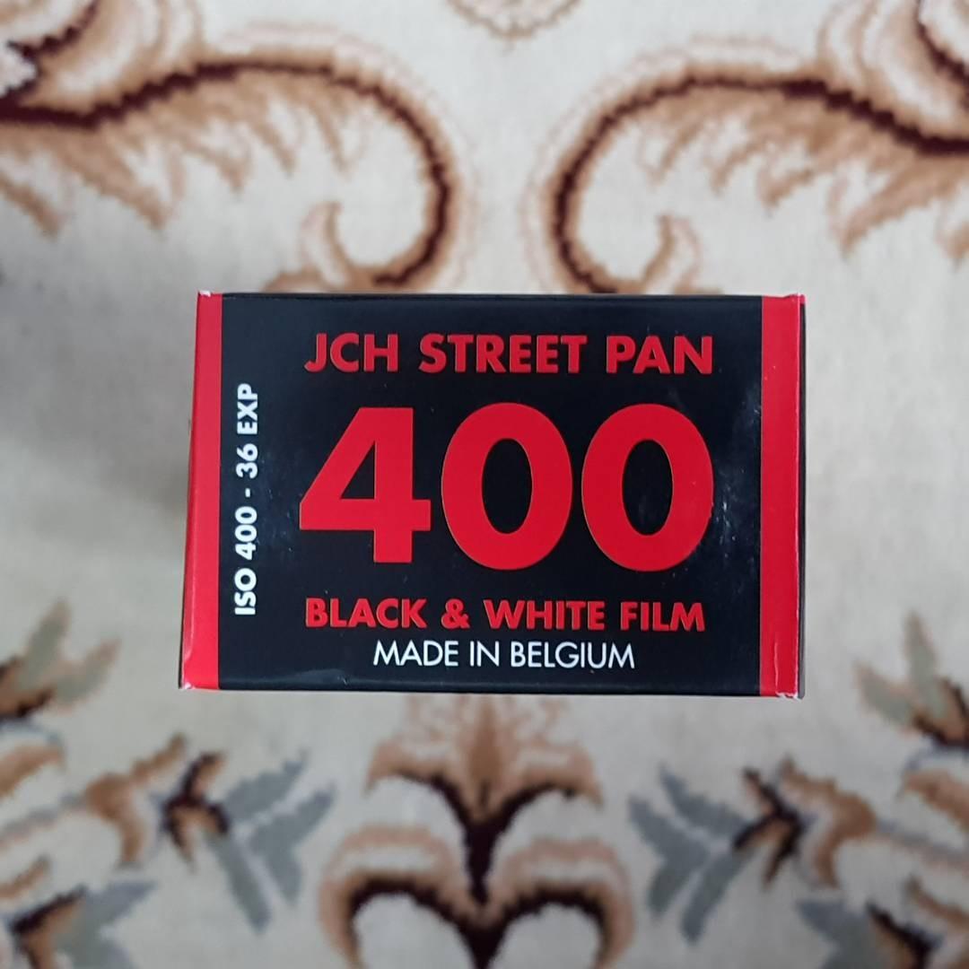 Japan Camera Hunter JCH Street Pan 400 Black and White Fresh Film ( iso 400 )