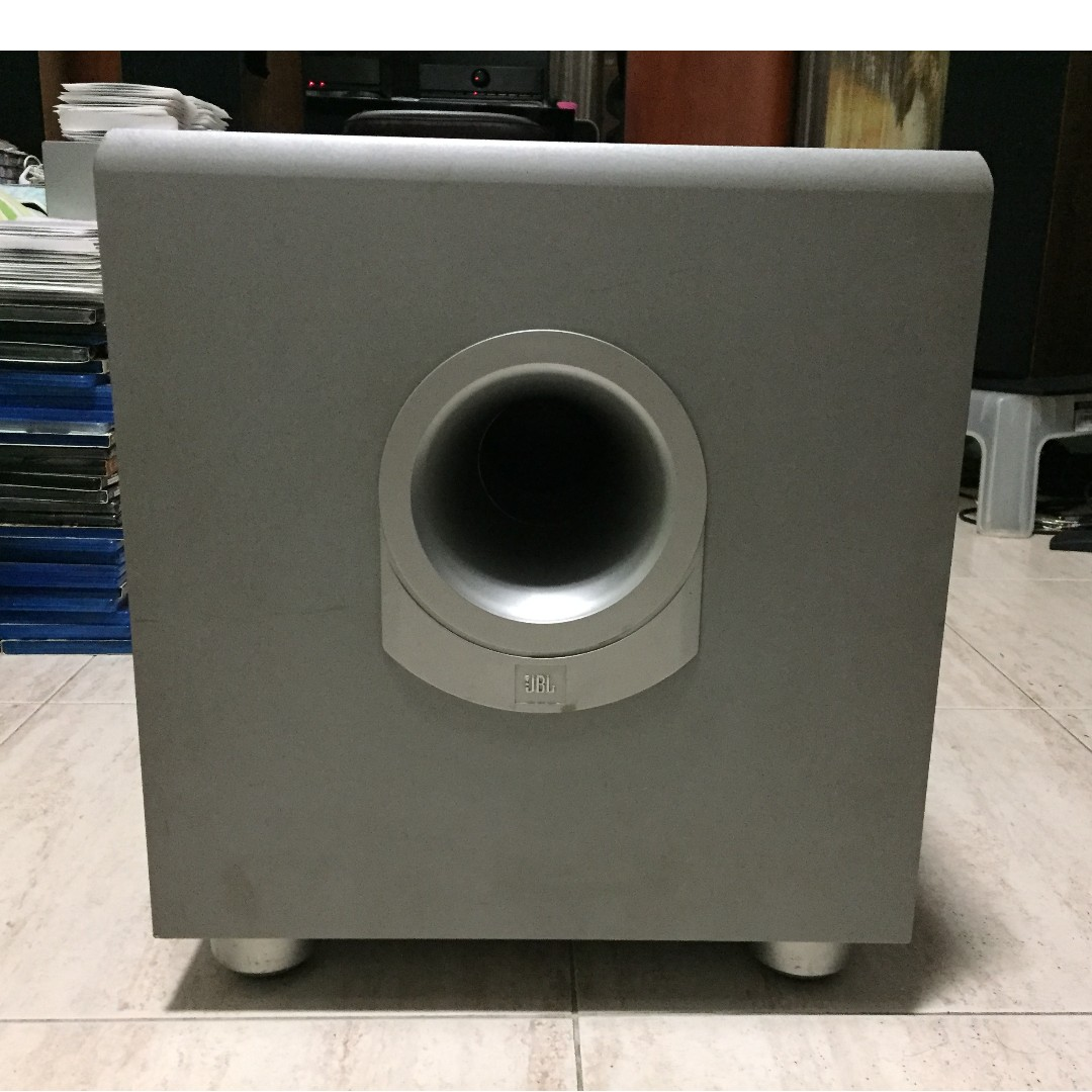 jbl sub 180 230 10 inches powered active subwoofer 150watts rms rh sg carousell com jbl sub 160 manual JBL Subwoofer 180