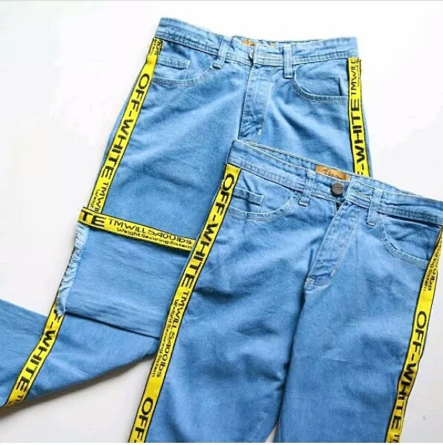 Jeans rawis OFF White