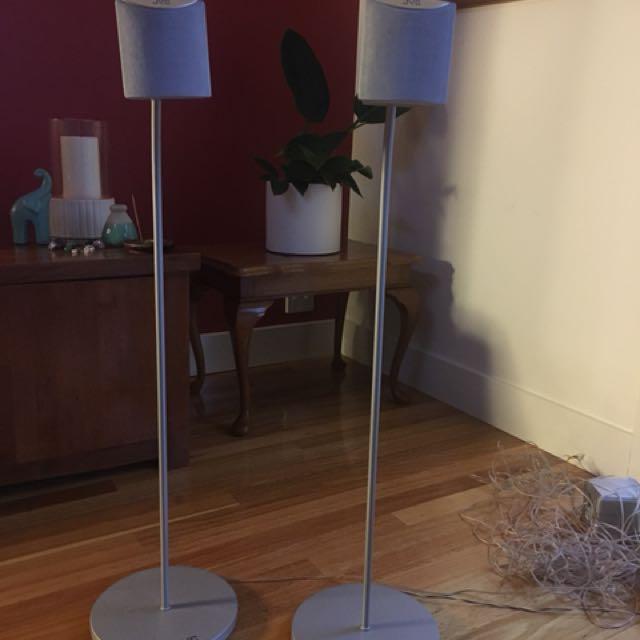 JVC Speaker Stands x 2