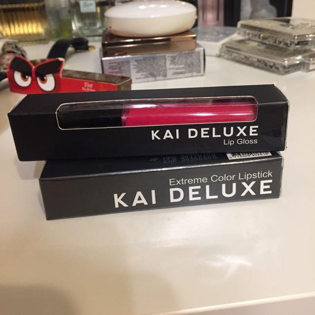KAI Deluxe 女人我最大超推唇彩