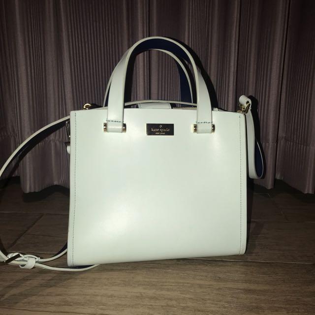 Kate Spade Turquoise Sling Hand Bag