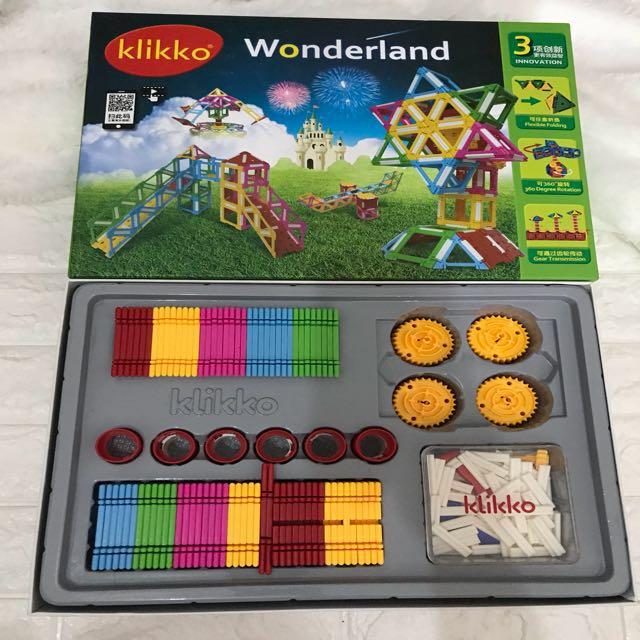 Klikko Wonderland