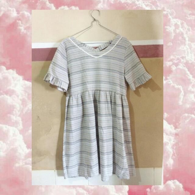 Korean Babydoll Dress