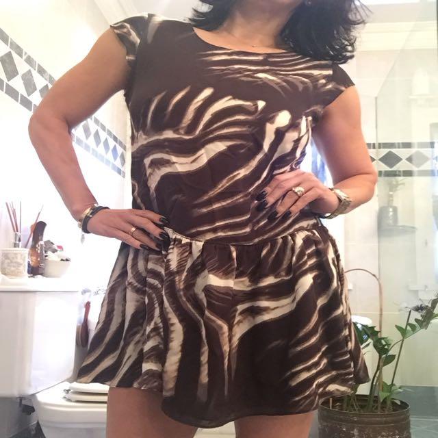 Ladies Mini Dress size 10
