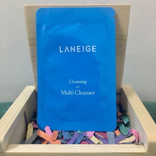 Laneige Multi Cleanser 4ml