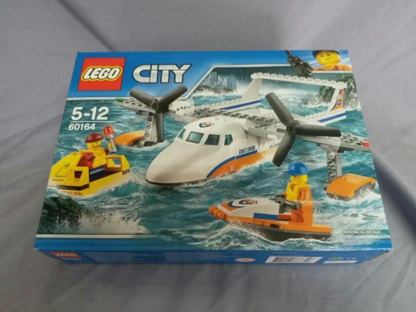 Lego City Rescue Plane 60164, Toys & Games, Toys on Carousell