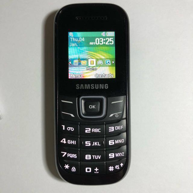 Like new Samsung Keystone 2 cellphone
