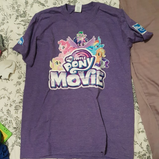 "Limited Edition ""My little Pony"" shirt"