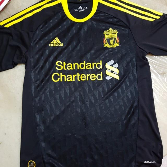 fbf021275 Liverpool away 10 11 jersey