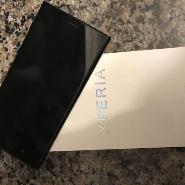 LNIB SONY XZ1 Black 9.5/10 64GB