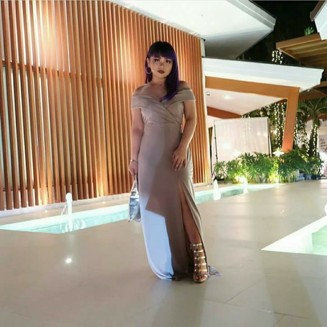 Long Gown (customize dress)