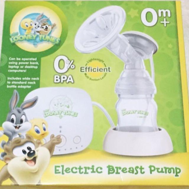 Looney Toons Electric Breast Pump