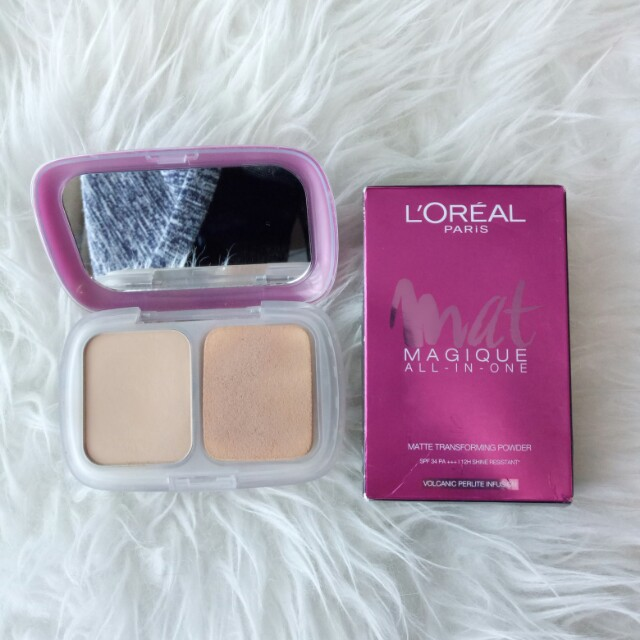 Loreal Mat Magique - All in One