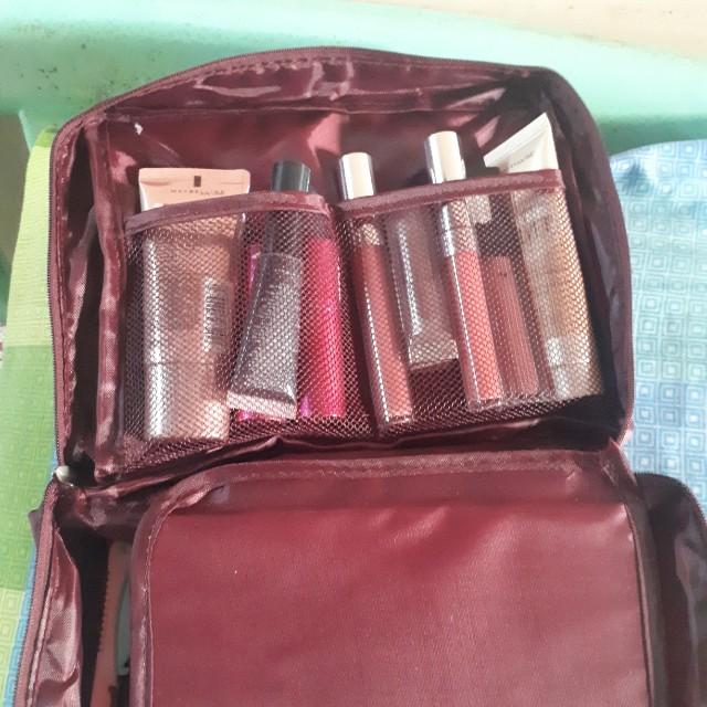 Make up organizer/bag