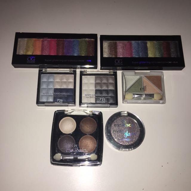 Makeup Bundle B