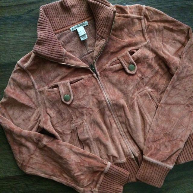 Mango Sportswear Jacket