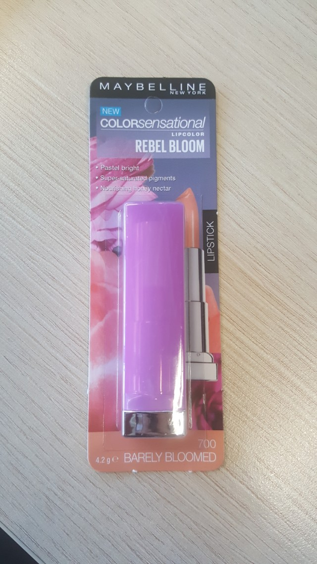 MAYBELLINE NEW YORK - BARELY BLOOMED