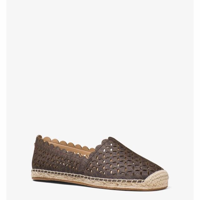 Michael Kors Alexis Perforated Espadrille
